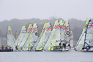 2013 Ovington Inlands Championships, Grafham Waters, England
