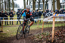 Reza Hormes-Ravenstijn, NK Veldrijden Elite-Vrouwen en Amateur-Vrouwen / Dutch Championship Cyclocross Elite Women and Amateur Women at Sint Michielsgestel, Noord-Brabant, The Netherlands, 8 January 2017. Photo by Pim Nijland / PelotonPhotos.com | All photos usage must carry mandatory copyright credit (Peloton Photos | Pim Nijland)