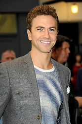 Image ©Licensed to i-Images Picture Agency. 08/07/2014. London, United Kingdom. Richard Fleeshman during the press night for 'The Curious Incident Of The Dog In The Night-Time' at Gielgud Theatre. Picture by Chris Joseph / i-Images