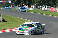 #67 Tony ABSOLOM Vauxhall Cavalier during HSCC Dunlop Saloon Car Cup  as part of the HSCC Oulton Park Gold Cup  at Oulton Park, Little Budworth, Cheshire, United Kingdom. August 25 2019. World Copyright Peter Taylor/PSP. Copy of publication required for printed pictures.