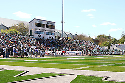 08 September 2012:  Tucci Stadium during an NCAA division 3 football game between the Alma Scots and the Illinois Wesleyan Titans which the Titans won 53 - 7 in Tucci Stadium on Wilder Field, Bloomington IL