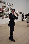 AMERICAN AMBASSADOR TO LONDON; MATTHEW BARZUN; New Tate Modern opening party, Bankside. London. 16 June 2016