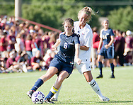 August 29, 2009: The Oklahoma Wesleyan University Eagles play against the Oklahoma Christian University Eagles on the campus of Oklahoma Christian University.