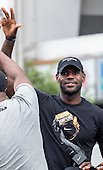 Lebron James Visits China