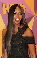Naomi Campbell at the HBO's 2018 Official Golden Globe Awards After Party held at the Circa 55 Restaurant in Beverly Hills, USA on January 7, 2018.
