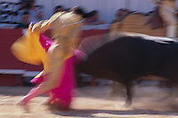 1999, Arles, France --- Bullfight --- Image by © Owen Franken/CORBIS