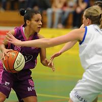 TUBBERGEN  - Eurosped Twentenbv v Challenge Sports.Dames basket bal.Judith Beld.Editie ; Sport.FFU PRESS AGENCY COPYRIGHT FRANK UIJLENBROEK.TT100428.