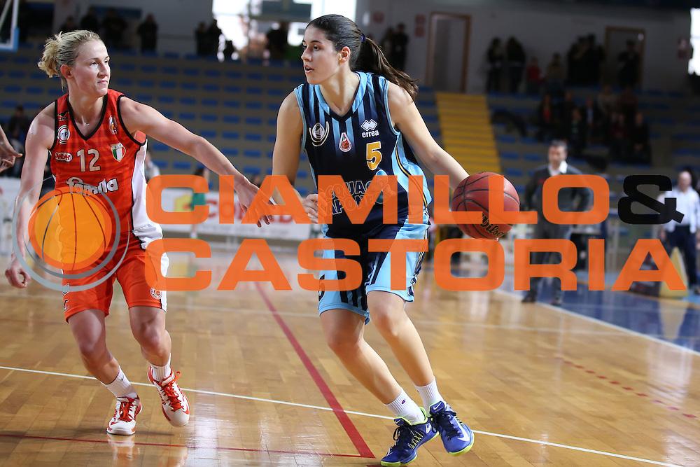 DESCRIZIONE : Ragusa Lega A1 Femminile 2013-14 Final Four Coppa Italia Semifinale Famila Wuber Schio UMB AcquaSapone Umbertide<br /> GIOCATORE : Maddalena Gaia Gorini<br /> SQUADRA : UMB AcquaSapone Umbertide<br /> EVENTO : Final Four Coppa Italia Lega A1 Femminile 2013-2014 <br /> GARA : Famila Wuber Schio UMB AcquaSapone Umbertide<br /> DATA : 15/02/2014<br /> CATEGORIA : <br /> SPORT : Pallacanestro <br /> AUTORE : Agenzia Ciamillo-Castoria/ElioCastoria<br /> Galleria : Lega Basket Femminile 2013-2014 <br /> Fotonotizia : Ragusa Lega A1 Femminile 2013-14 Final Four Coppa Italia Semifinale Famila Wuber Schio UMB AcquaSapone Umbertide<br /> Predefinita :