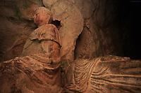 Tang Chon Cave on Nhuy Son Mountain, Da Nang, Vietnam