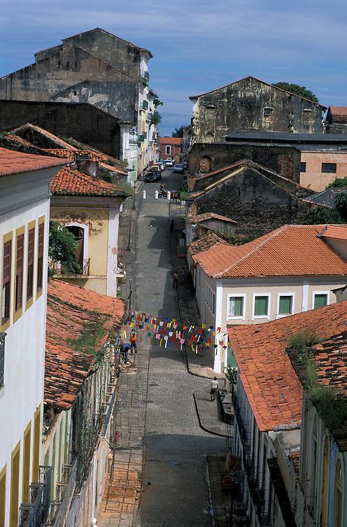 Praia Grande, Old Town, Sao Luis, Maranhao, Brazil