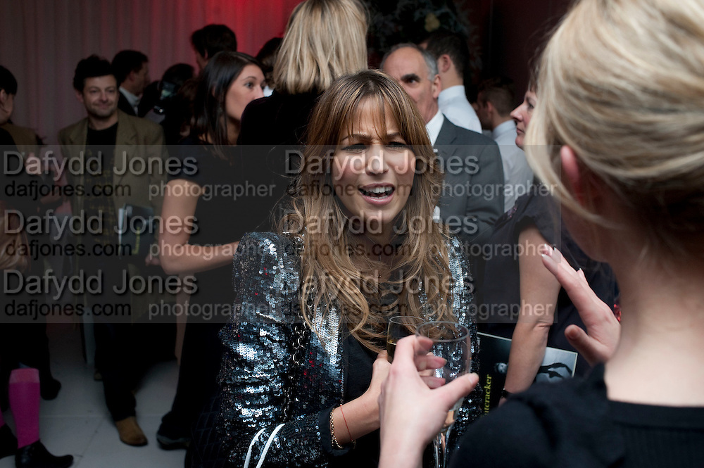 RACHEL STEVENS, English National Ballet launches its Christmas season with a partyu before s performance of The Nutcracker at the Coliseum.  St. Martin's Lane Hotel.  London. 16 December 2009 *** Local Caption *** -DO NOT ARCHIVE-© Copyright Photograph by Dafydd Jones. 248 Clapham Rd. London SW9 0PZ. Tel 0207 820 0771. www.dafjones.com.<br /> RACHEL STEVENS, English National Ballet launches its Christmas season with a partyu before s performance of The Nutcracker at the Coliseum.  St. Martin's Lane Hotel.  London. 16 December 2009