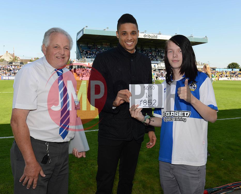 - Mandatory byline: Dougie Allward/JMP - 07966386802 - 06/09/2015 - FOOTBALL - Memorial Stadium -Bristol,England - Bristol Rovers v Oxford United - Sky Bet League Two