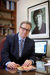 Paulo Sérgio Pinto (Cachoeira do Sul, 1950) é um empresário e jornalista brasileiro, vice-presidente da Rede Pampa de Comunicação. FOTO: Jefferson Bernardes/Preview.com