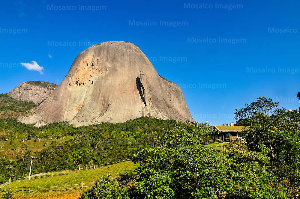 Brasil - Domingos Martins - Espirito Santo - Regiao da Pedra Azul - Foto: Tadeu Bianconi/ Mosaico Imagem