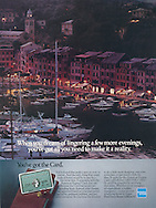 American Express, Portofino, Italy, Stay a Few more evenings