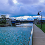 """Charlevoix Drawbridge 2""<br />