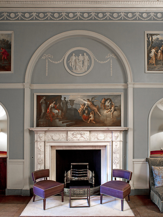 home house private memebers club portman square, london, england, uk, interior architecture design