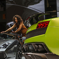 Lamborghini Gallardo Superleggera, Geneva Motor Show 2010