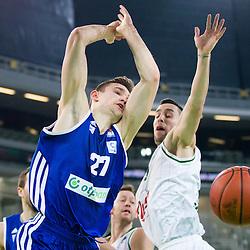 20160123: SLO, Basketball - ABA League 2015/17, KK Union Olimpija vs KK Zadar