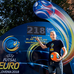 20170626: SLO, Futsal - 2018 days before UEFA Futsal EURO 2018 in Slovenia