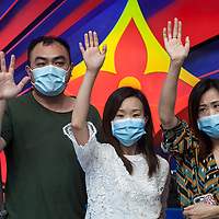 Hongkong crisis 2019 ( selective)