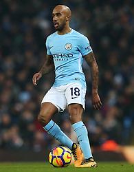 Fabian Delph of Manchester City - Mandatory by-line: Matt McNulty/JMP - 16/12/2017 - FOOTBALL - Etihad Stadium - Manchester, England - Manchester City v Tottenham Hotspur - Premier League