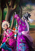 Originating in eastern Taiwan in the late 19th century, Taiwanese folk opera is part of the southern variations of Chinese opera. As the only form of Han traditional drama to have come from Taiwan, it was started by immigrants from Fujian, China and told folk stories of the region. While its popularity has declined in the modern era, it still plays an important role in Taiwanese culture.