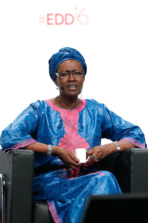 20160616 - Brussels , Belgium - 2016 June 16th - European Development Days - An economy for the 1 Percent - Winnie Byanyima , Executive Director , Oxfam International © European Union