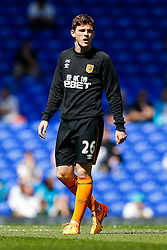 Andrew Robertson of Hull City looks on - Photo mandatory by-line: Rogan Thomson/JMP - 07966 386802 - 16/05/2015 - SPORT - FOOTBALL - London, England - White Hart Lane - Tottenham Hotspur v Hull City - Barclays Premier League.