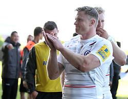 Saracens Chris Ashton - Photo mandatory by-line: Robbie Stephenson/JMP - Mobile: 07966 386802 - 16/05/2015 - SPORT - Rugby - Oxford - Kassam Stadium - London Welsh v Saracens - Aviva Premiership