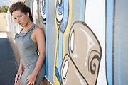 Fashion model shot in Cape Town