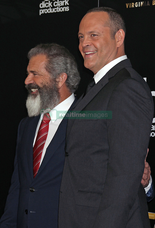 Mel Gibson, Vince Vaughn, The 20th Annual Hollywood Film Awards at the Beverly Hilton Hotel (Beverly Hills, CA.)