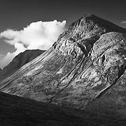 Cùl Beag from Beinn Tarsuinn, Coigach, Wester Ross.