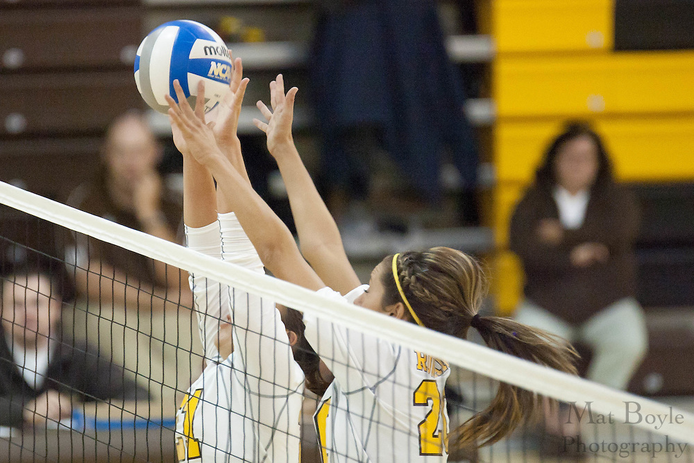 2010 October 5: Rowan University Volleyball vs. William Patterson