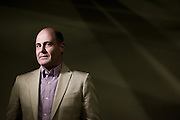 Mad Men show creator Matt Weiner.<br />
