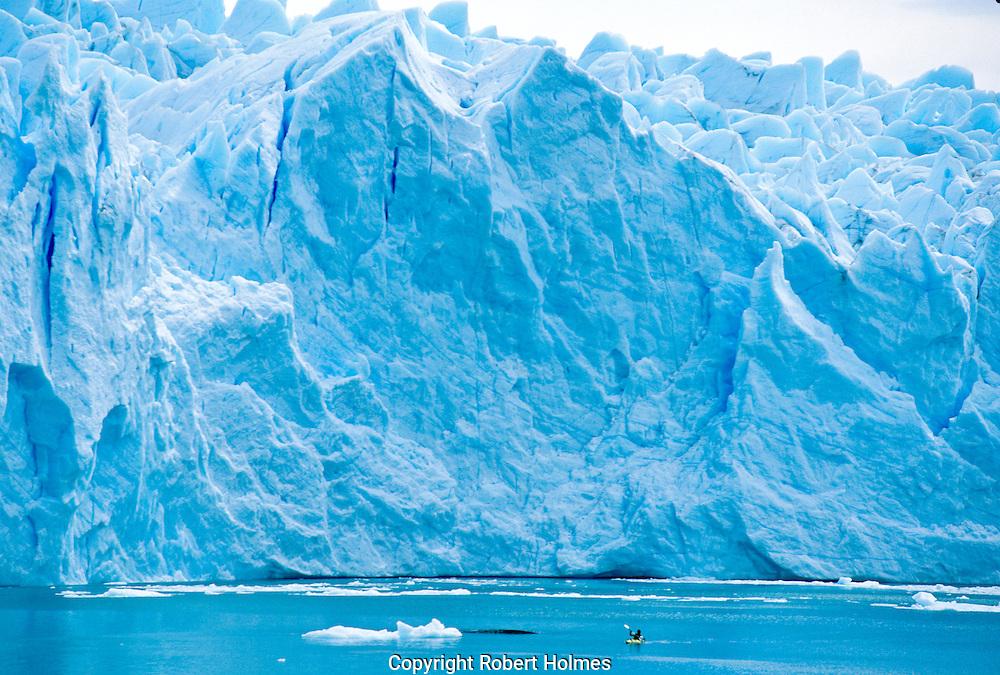 Pertito Mereno glacier, Patagonia, Argentina