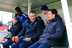 Bristol Rovers manager Darrell Clarke - Mandatory by-line: Dougie Allward/JMP - 17/03/2018 - FOOTBALL - Home Park - Plymouth, England - Plymouth Argyle v Bristol Rovers - Sky Bet League One