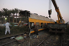JAN 15 2013 Egypt Military Train Accident