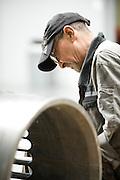 MAN Diesel & Turbo workshop honing cylinder liner