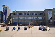 Israel, Ben-Gurion international Airport El-Al Maintenance and Engineering Center