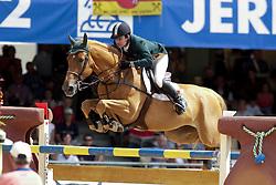 Babington Kevin, (IRL), Carling King<br /> Nations Cup Jerez 2002<br /> Photo© Hippo Foto - Dirk Caremans