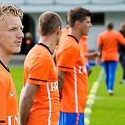 AUS/Seefeld/20100529 - Training NL Elftal WK 2010, Dirk Kuyt