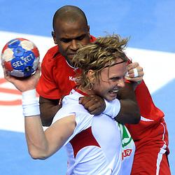 20090119: Handball - World Championship, Norway vs Egypt