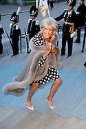 29-4-2016 STOCKHOLM -  The Royal Swedish Opera and Stockholm Concert Hall will give a concert &ndash; The Nordic Museum, Arrival of guests. celebration of The King&rsquo;s 70th birthday  King Carl Gustaf, Queen Silvia, Crown Princess Victoria, Prince Daniel, Prince Carl Philip, Princess Madeleine and Chris O&rsquo;Neill arrive at the Nordic museum for the concert by the Royal Swedish Opera and Stockholm Concert on the occasion of the 70th birthday of The Swedish King in Stockholm, Sweden, 29 April 2016 COPYRIGHT ROBIN UTRECHT<br /> 29-4-2016 STOCKHOLM - De Scandinavische Museum, Aankomst van de gasten - De Koninklijke Zweedse opera en Stockholm Concert Hall zal een concert geven. viering van The King's 70ste verjaardag van koning Carl Gustaf, Koningin Silvia, kroonprinses Victoria, Prins Daniel, prins Carl Philip, prinses Madeleine en Chris O'Neill komen op de Nordic museum voor het concert van de Koninklijke Zweedse opera en Stockholm Concert ter gelegenheid van de 70ste verjaardag van de Zweedse koning in Stockholm, Zweden, 29 april 2016 COPYRIGHT ROBIN UTRECHT