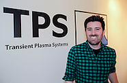Dan Singleton of  Transient Plasma Systems, Inc.