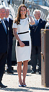 KATE Launches America Cup Bid,  London
