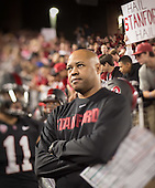 David Shaw - Stanford Coach