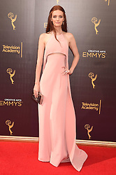 Lydia Hearst bei der Ankunft zur Verleihung der Creative Arts Emmy Awards in Los Angeles / 110916 <br /> <br /> *** Arrivals at the Creative Arts Emmy Awards in Los Angeles, September 11, 2016 ***