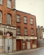 Old Dublin Amature Photos July 1983 WITH, Broadstone House, Steps, North Kings St, Mountjoy, St, Convent, Cullens 53, Whiskey Still, Kings Inn,