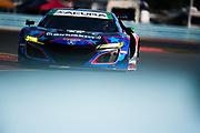 June 28 - July 1, 2018: IMSA Weathertech 6hrs of Watkins Glen. 93 Michael Shank Racing, Acura NSX GT3, Justin Marks, Lawson Aschenbach